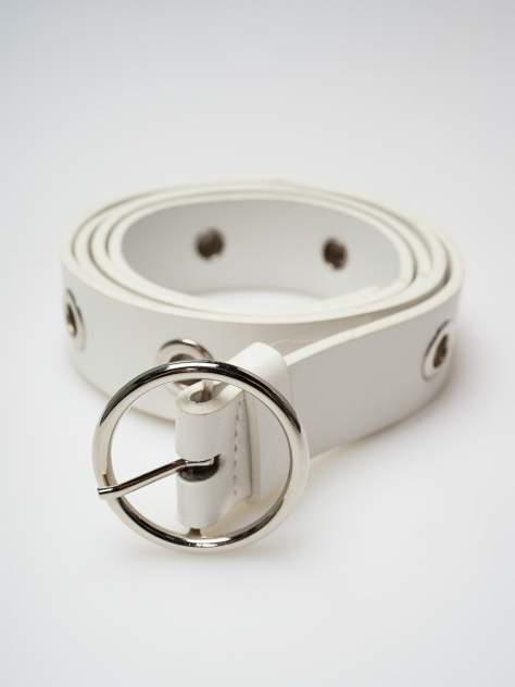 Ремень унисекс ТВОЕ A8200 белый, 110 см