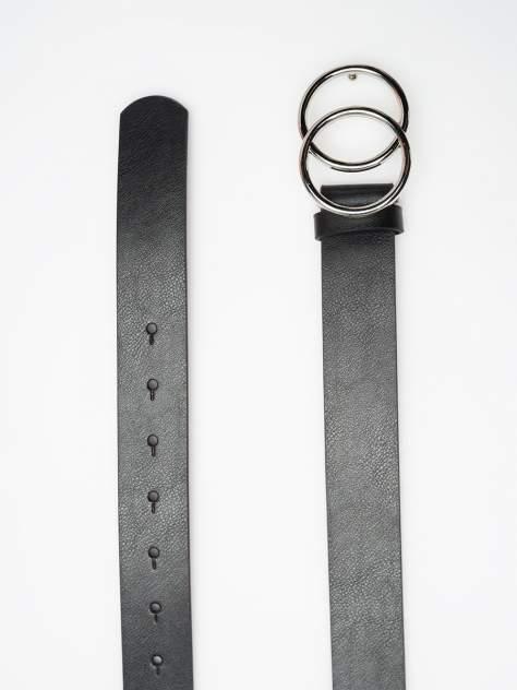 Ремень унисекс ТВОЕ A8196 черный, 110 см