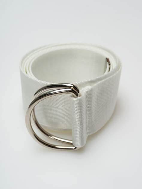 Ремень унисекс ТВОЕ A8194 белый, 110 см