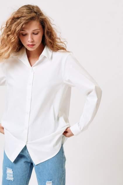 Рубашка женская Vittoria Vicci 1-20-2-2-01-6509 белая L