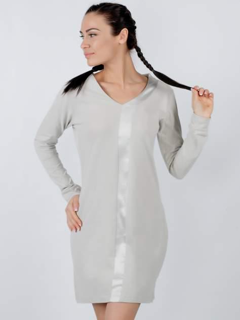 Домашнее платье Jadea JADEA 5093 maximaglia, серый