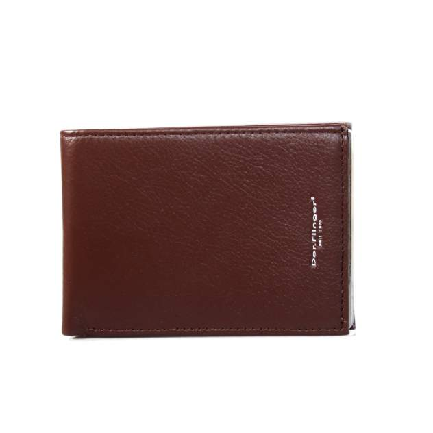 Зажим для денег мужской Giorgio Ferretti 011-0090B 15 коричневый
