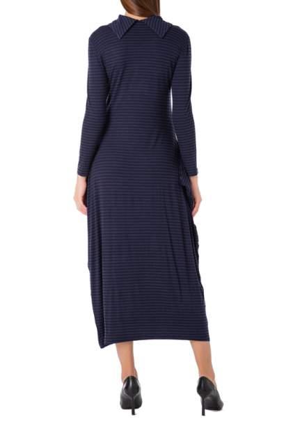 Платье женское Adzhedo 41789 синее 5XL RU