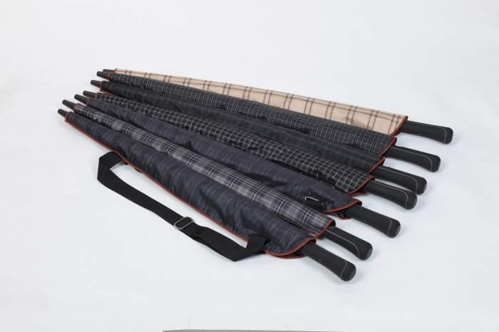 Зонт мужской Zest 41683-Y481 черный