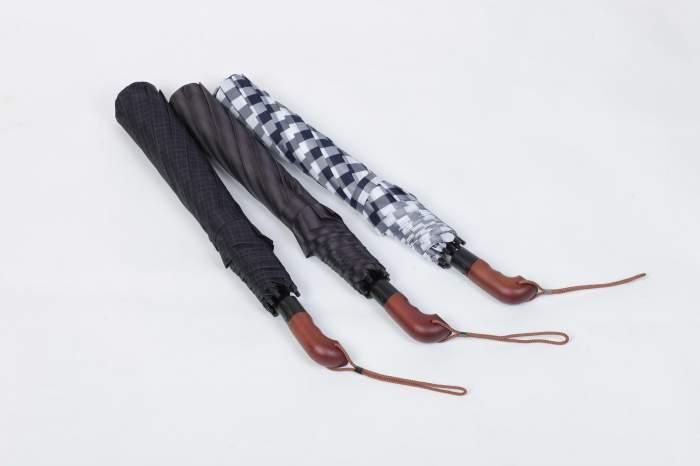 Зонт мужской Zest 42653-YA57 черный