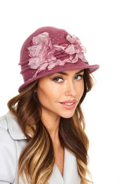 Шляпа женская WILLI MINESOTA506 красная, р. 58