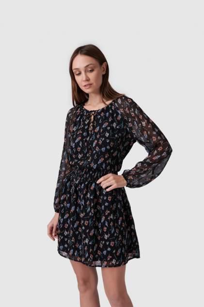 Повседневное платье женское Modis M211W00195S642F76 черное 42