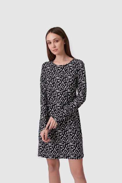 Повседневное платье женское Modis M211W00081B001F69 черное 42-44