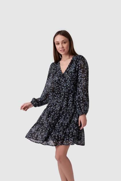 Повседневное платье женское Modis M211W00010S642F76 черное 42