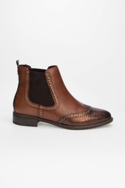 Ботинки женские Tamaris 1-1-25396-25-388/220, коричневый
