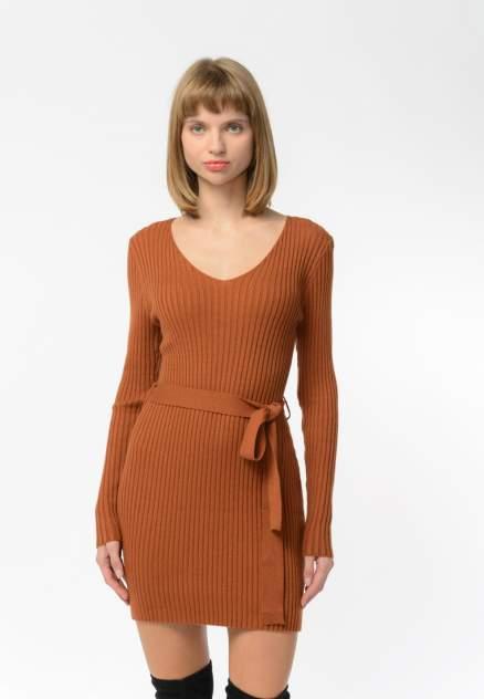 Женское платье Modis M202W00625, коричневый