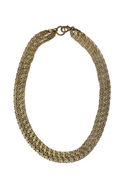 Цепочка женская Divetro 83282 золотистая, 50 см