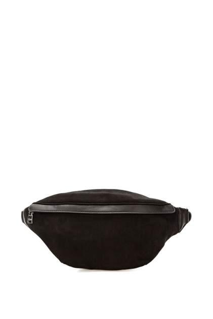 Поясная сумка женская Keddo 317106/36-01 черная