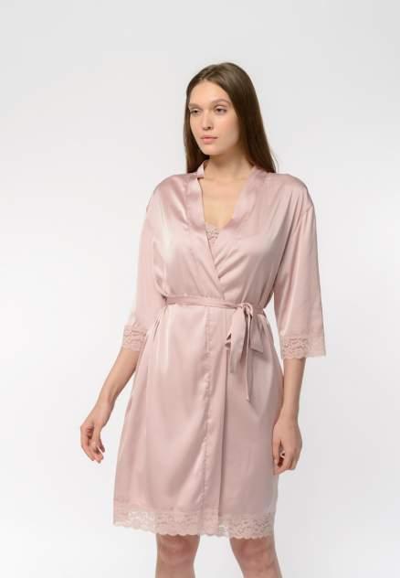 Халат женский Modis M202U00101, розовый