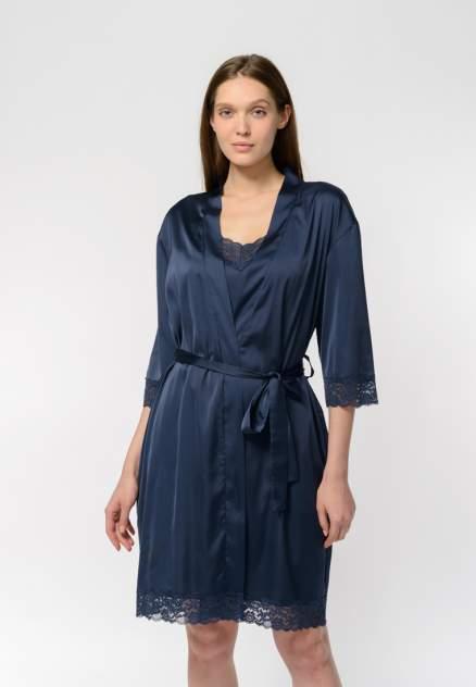 Халат женский Modis M202U00101, синий