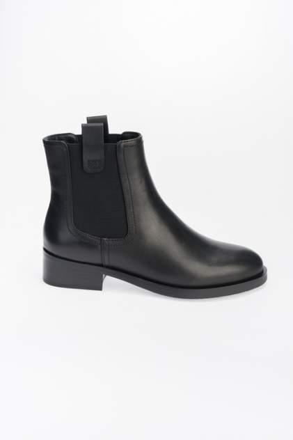 Ботинки женские CORSOCOMO CC6420-WT, черный