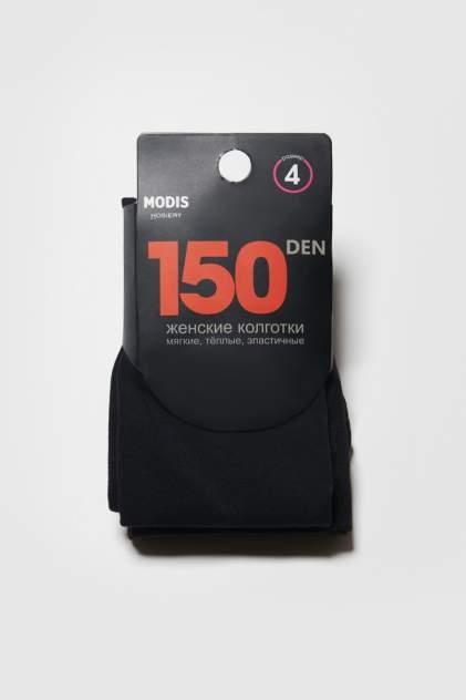 Колготки женские Modis M202U00399B003L11 черные 4