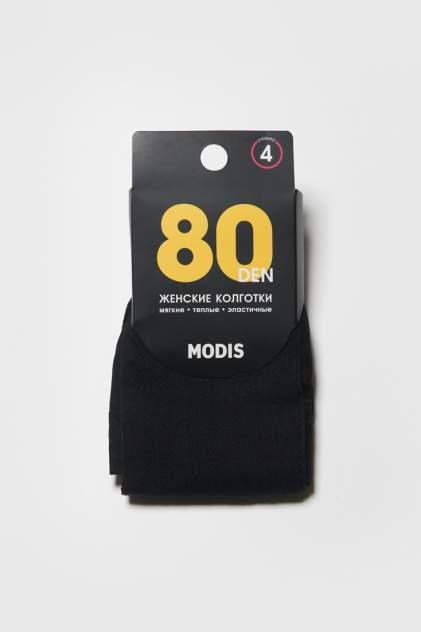 Колготки женские Modis M202U00396B003L09 черные 2
