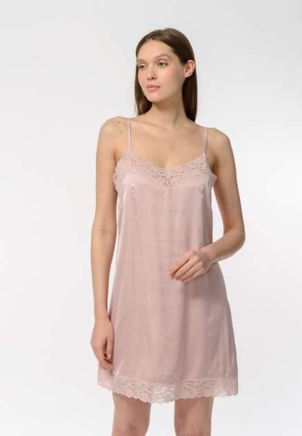 Ночная сорочка женская Modis M202U00108O756F07 розовая 50