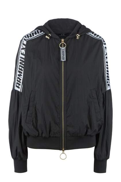 Куртка женская Armani Exchange 3HYB29 YNWDZ черная XS