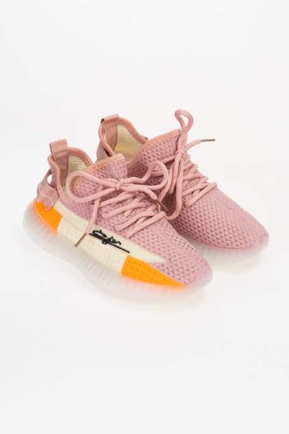 Кроссовки женские MEITESI LS52, розовый