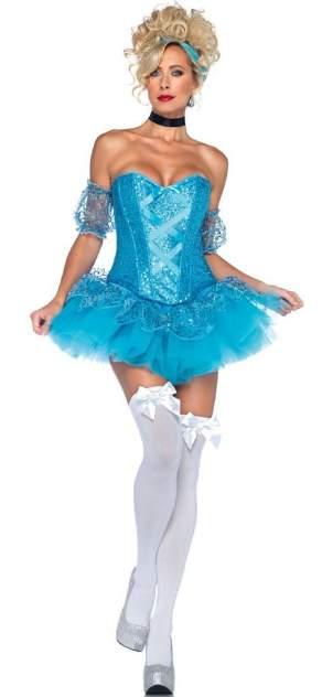 Карнавальный костюм Leg Avenue, цв. голубой