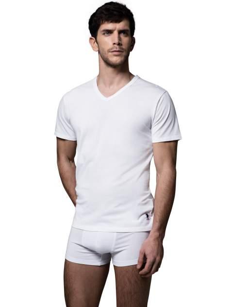 Мужские домашние комплект футболок U.S. POLO Assn. 80199, белый