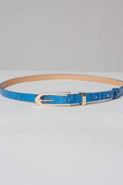 Ремень женский Vittoria Vicci 2008-9051 синий, 95 см