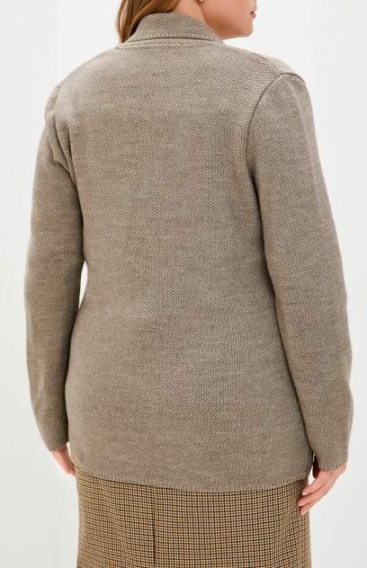 Кардиган женский MILANIKA 1232 коричневый 60