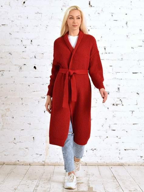 Кардиган женский MILANIKA 1202, красный