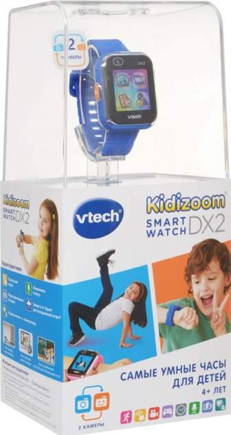 Детские наручные часы Kidizoom SmartWatch DX2 синие VTech
