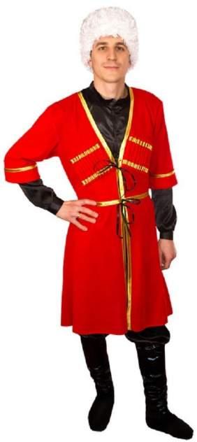 Карнавальный костюм Элит Классик, цв. белый, черный, красный