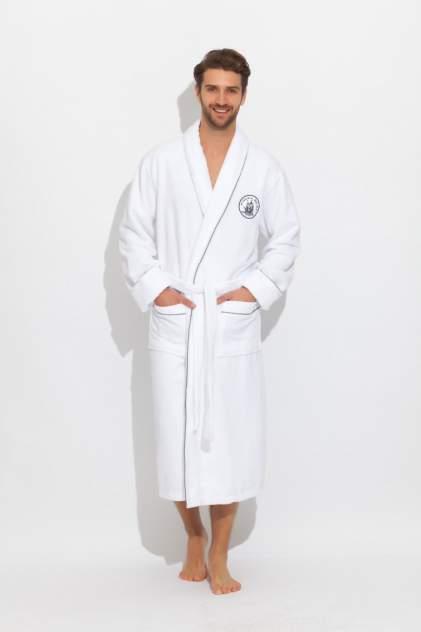 Домашний халат мужской Peche Monnaie PM 915 белый 3XL (56-58)
