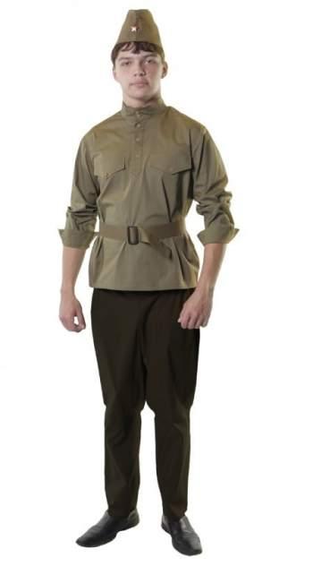 Карнавальный костюм Вестифика, цв. хаки