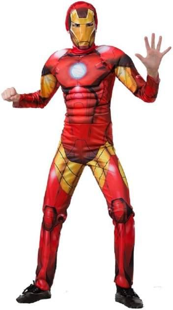 Костюм Батик Железный Человек (Мстители) Детский 38 (152 см)
