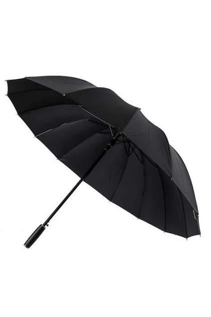 Зонт-трость мужской полуавтоматический Sponsa 17102 M черный