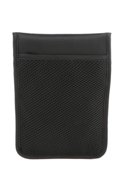 Сумка мужская Vip Collection 121601/BLACK черная маленькая