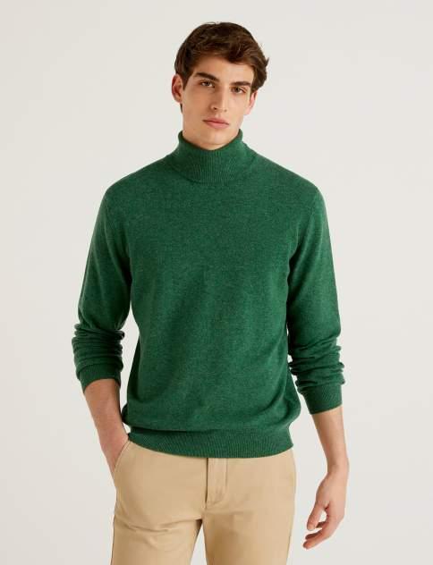 Водолазка мужская United Colors of Benetton 21A_1002U2180,  зеленый