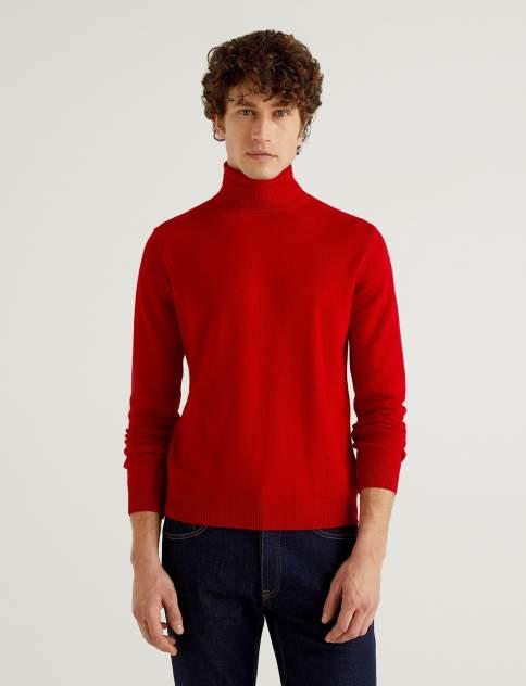 Водолазка мужская United Colors of Benetton 21A_1002U2180,  красный
