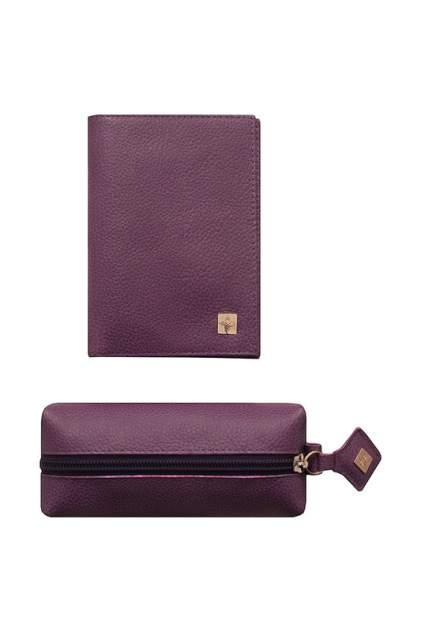 Ключница женская Dimanche 389_100_108 фиолетовая