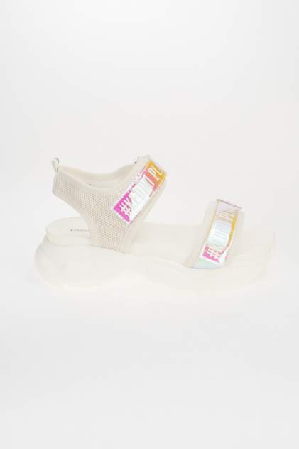 Женские сандалии Keddo 817128/27-02, белый