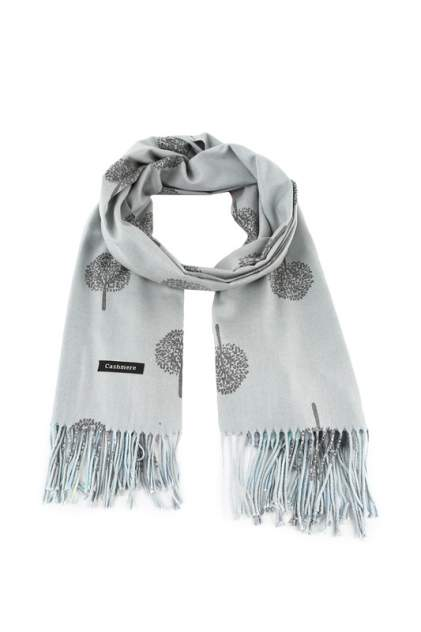 Палантин женский Basconi ПМD2043-12 серый, 170х65 см