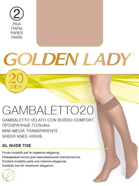 Гольфины женские Golden Lady GAMBALETTO 20 бежевые one size