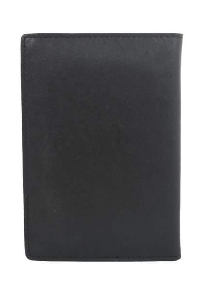 Обложка для паспорта мужская Zemsa 85-327 черная