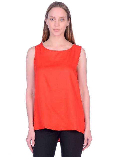 Женская блуза Modis M201W014111, красный