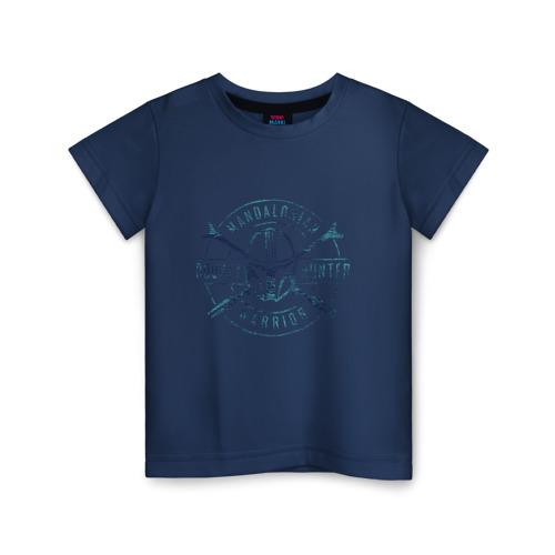 Детская футболка ВсеМайки The Mandalorian, размер 86