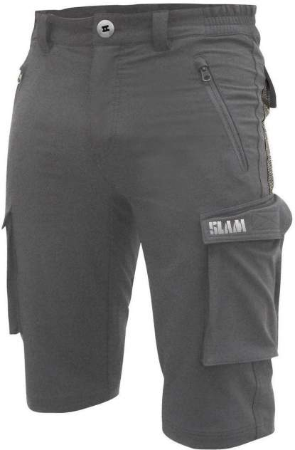 Шорты Slam Tech Shorts, steel, 3XL INT