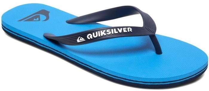 Сланцы Quiksilver Molokai M Blue/Blue/Blue 13 US