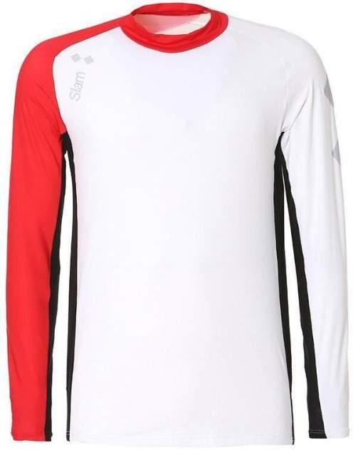 Лонгслив SLAM Wid-D Breeze T-Shirt Ls, белый