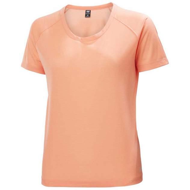 Спортивная футболка Helly Hansen Verglas Pace, оранжевый